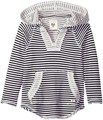 Billabong Kids Laid Back Pullover Girl's Long Sleeve Pullover