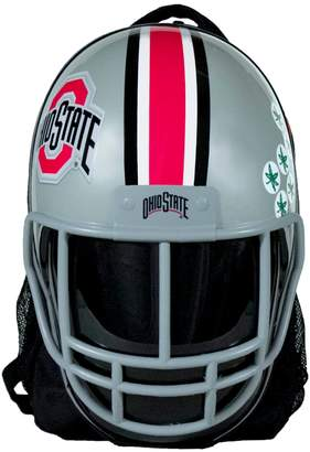 Ohio State Buckeyes Helmet Hardshell Backpack