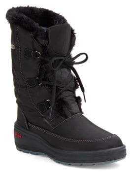 Pajar Faux Fur-Lined Snow Boots