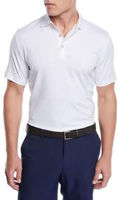 Peter Millar Men's Stretch-Jersey Polo Shirt