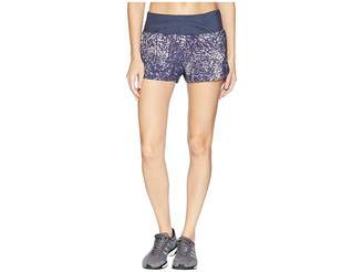 adidas Supernova Glide Print Shorts Women's Shorts