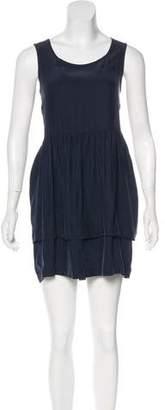 Steven Alan Silk Mini Dress w/ Tags