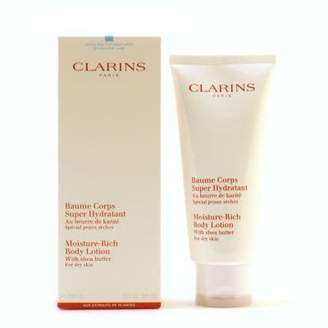 Clarins Moisture-Rich Body Lotion