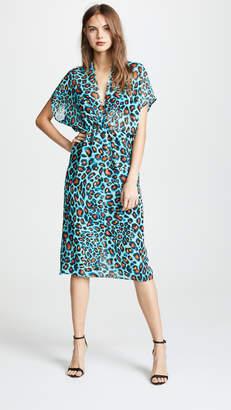 DAY Birger et Mikkelsen Loyd/Ford Electric Leopard Dress