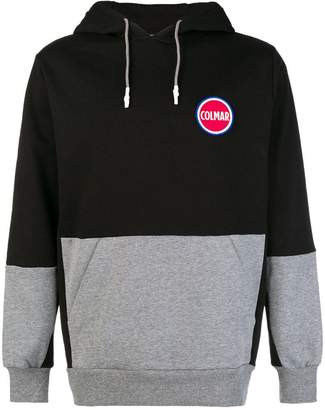 Colmar colour blocked hoodie