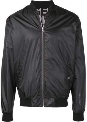 Karl Lagerfeld Paris casual bomber jacket