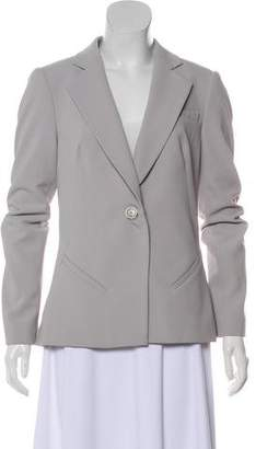 Ted Baker Notch-Lapel Structured Blazer