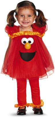Disguise Costumes Sesame Street Frilly Light Up Elmo Infant Girl