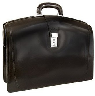 Pratesi Brunelleschi Italian Leather Briefcase