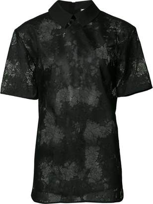 Carven lace shirt