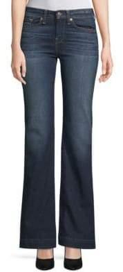 7 For All Mankind Dojo Wide-Leg Jeans