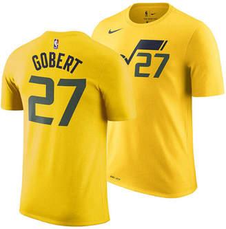 Nike Men Rudy Gobert Utah Jazz Statement Player T-Shirt