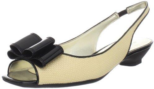 AK Anne Klein Women's Jadon Slingback Sandal