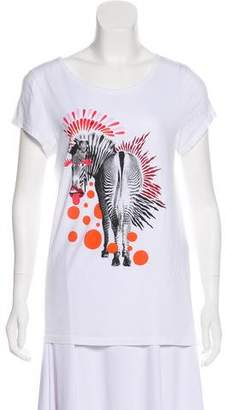 Marc by Marc Jacobs Graphic Print Short Sleeve T-Shirt