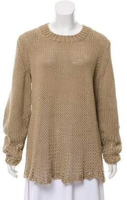 Michael Kors Oversize Chunky Knit Sweater