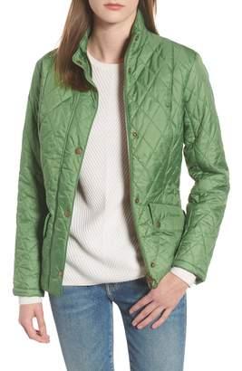 Barbour Cavalry Flyweight Quilt Jacket