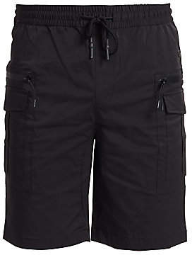 Madison Supply Men's Woven Cargo Shorts