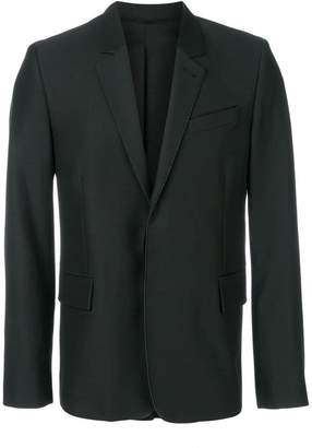 Ann Demeulemeester Icon fitted blazer