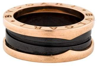 Bvlgari B.zero1 Ceramic Ring
