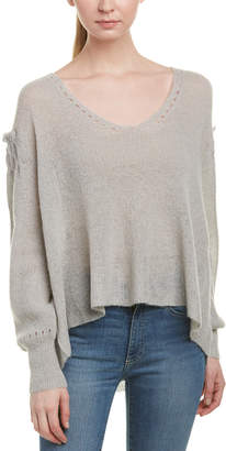 Wildfox Couture Sissy Wool & Alpaca-Blend Sweater