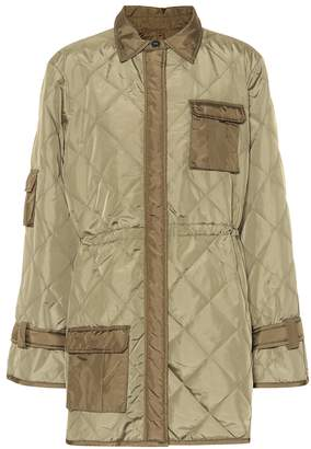 7fea27afd Ganni Quilted - ShopStyle