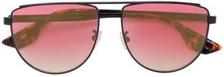 McQ Eyewear sunset aviator sunglasses
