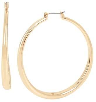 Robert Lee Morris Soho Gradient Hoop Earrings