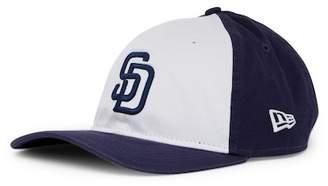 New Era Cap MLB San Diego Padres White Pop Cap