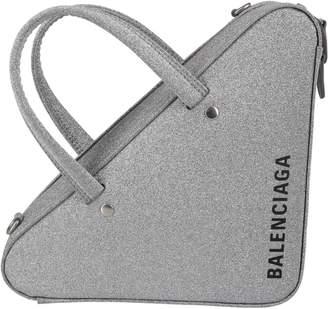 Balenciaga Gris Extra Small Duffle Bag