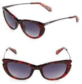 Balmain 53MM Catyeye Sunglasses