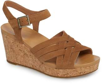 UGG Uma Wedge Sandal