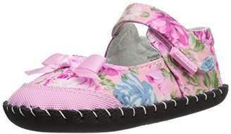 pediped Baby Girls' Louisa Birth Shoes,UK 17 EU