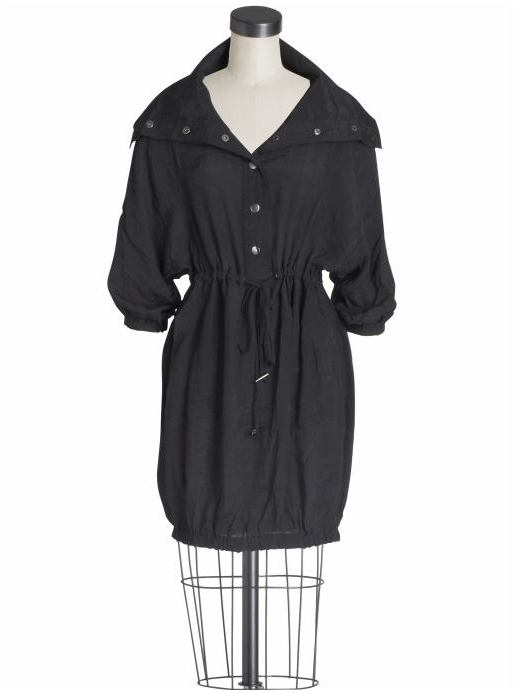 MINKPINK No Parking Anorak Dress
