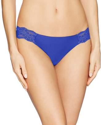 B.Tempt'd b.temptd Women's Standard B.Bare Thong Panty