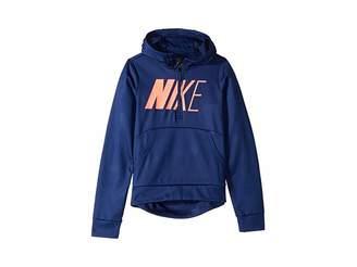 0b7b40bd202 Nike Therma 1 2 Zip Hoodie GFX (Little Kids Big Kids)