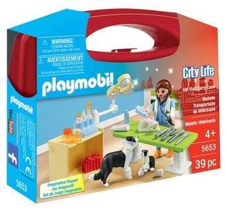 Playmobil Vet Visit Carry Case