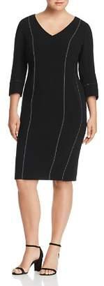Marina Rinaldi Dalia Sheath Dress