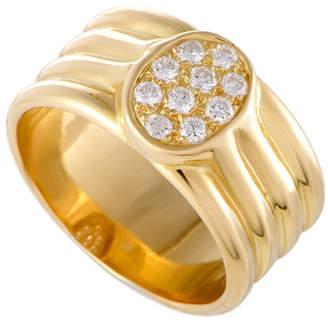 Hermes Heritage  18K 0.25 Ct. Tw. Diamond Ring