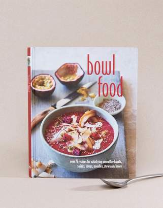 Books Bowl Food Cook Book
