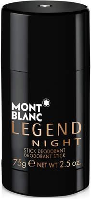 Montblanc Men's Legend Night Deodorant Stick, 2.5 oz.