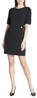 Calvin Klein Classic Short-Sleeve Dress