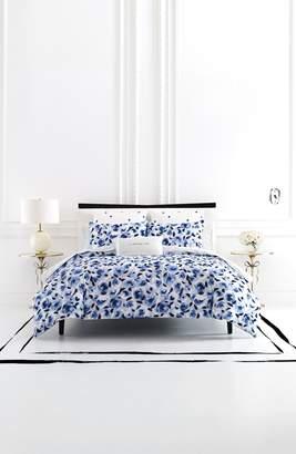 Kate Spade Garden Rose Comforter & Sham Set