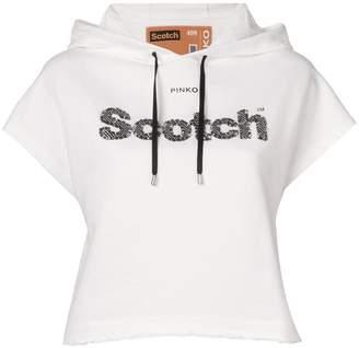 f345b3769df3 Pinko White Sweats & Hoodies For Women - ShopStyle Canada