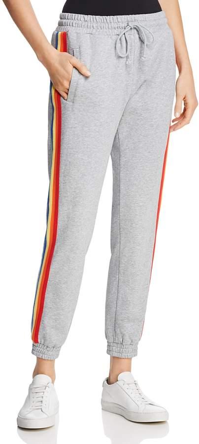 Rainbow-Trim Sweatpants - 100% Exclusive