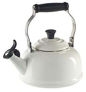 Le Creuset Classic Whistling Kettle - White