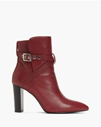 Paige Camille Boot - Cabernet Leather
