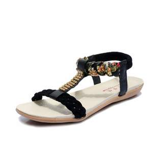 3a75e6032efb Minikoad  Women s Sandals Clearance Sale Fashion Bohemian Sandals