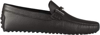 Tod's Pebbled Loafers
