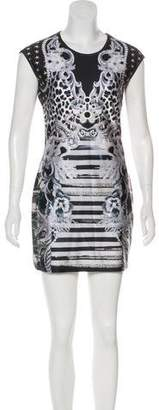 Emma Cook Sleeveless Mini Dress