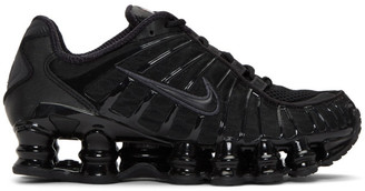 Nike Black Shox TL Sneakers